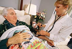 Kanserli hastaya darbe