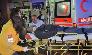Sağlıkta en çok şiddete ambulans personeli maruz kalıyor