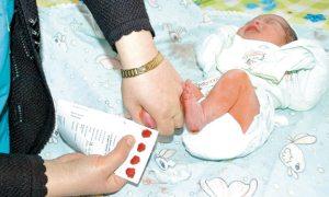 10 yılda talasemili bebek sayısı 20'nin altına düştü