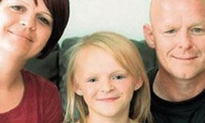 9 yaşında iki kez kanseri yendi