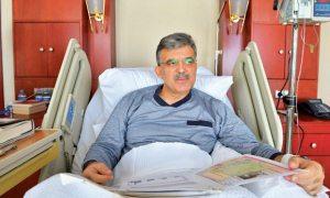 Cumhurbaşkanı Abdullah Gül ameliyat oldu / Video
