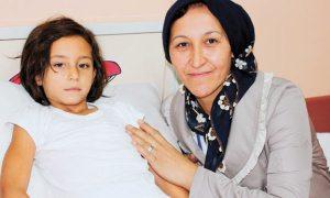 Konya'da 5 çocuğun kalbindeki delik, ameliyatsız kapatıldı