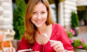 Karın kasının sırrı yemek tabağında gizli