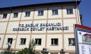 Karabük Devlet Hastanesi Ulusal Kalite Ödülü finalisti