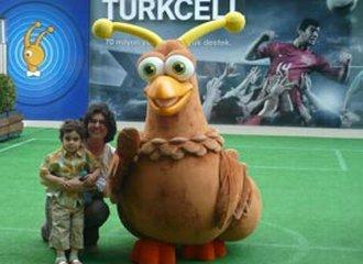 'Recep'in Tavuğu'na doktor cezası