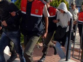 Eskişehir'de 17 gözaltı adliyeye sevkedildi