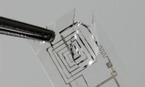 Vücutta eriyen elektronik 'ilaçlar'