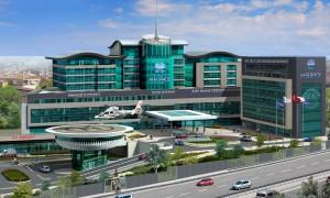 'Medipol Üniversitesi Hastaneler Kompleksi'ni Başbakan hizmete açtı