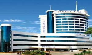 Medicana'nın 10. hastanesi Konya'da açıldı