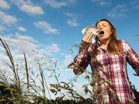 Astım hastalarına polen uyarısı