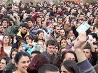 İstanbul Üniversitesi Tıp Fakültesi'nde büyük eylem