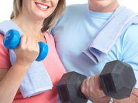 Zayıf görünmenin sırrı: Vücuttaki kas miktarını arttırmak