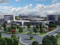 Isparta Şehir Hastanesi iki yıl içinde tamamlanacak
