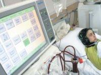 Evde hemodiyaliz tedavisi gören kadın çocuk sahibi oldu!