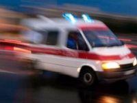 Ambulans şoförü doktor adayı