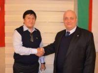 Bursa Sağlık Turizm Derneği (BUSAT), Özbekistan heyetini ağırladı.
