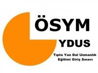2016-YDUS yeni değerlendirme sonuçlarına göre yerleştirme işlemleri yapılacak