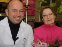 Rus doktorlar yarım bıraktı, tedaviyi Türk doktorlar tamamladı!
