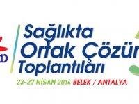 Türkiye Sağlık Sektörü Yine Antalya'da Buluşuyor
