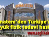 Termal şehir Bursa'ya dev fizik tedavi hastanesi...