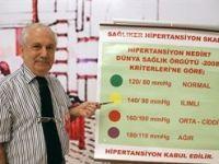 4 Kişiden Biri Hipertansiyon Hastası