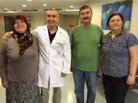 Safra kesesindeki tümörden kemoterapi tedavisiyle kurtuldu