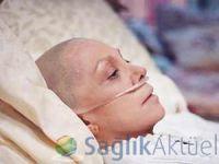 Kanser hastası ilk gün ilaç çilesi çekti!