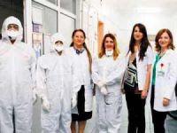 İşte Türkiye'nin ilk ve tek ebola kliniği