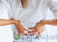 Kronik bel ağrılarının yüzde 40'ından faset sendromu sorumlu
