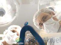 Ameliyatta uyuyan doktor görevden alındı