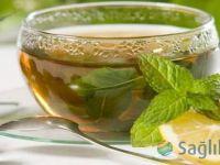 Hamilelikte bitki çayına dikkat