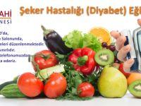Şeker Hastalığı (Diyabet) Eğitimleri
