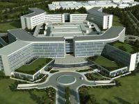 Bursa'da bin 350 yataklı ''dev sağlık kompleksi''