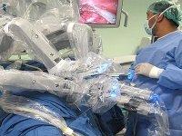 Erzurum'da 50 kanser hastası, Davinci Robotu ile sağlığına kavuştu