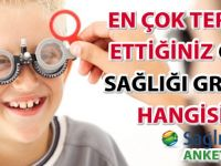 En çok tercih ettiğiniz Göz Sağlığı Grubu hangisi?