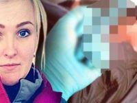 Skandal Rus hemşire işten atıldı