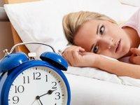 Uyku bozukluğuna dikkat!