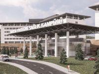 Bin 355 yataklı Bursa Şehir Hastanesi'nin temeli atıldı