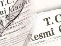 Altı üniversiteye yapılan rektör ataması Resmi Gazete'de yayımlandı