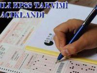 2014 KPSS adaylarının yerleştirme işlemleri ne zaman yapılacak?