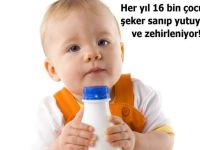 Her yıl 16 bin çocuk şeker sanıp zehirleniyor!