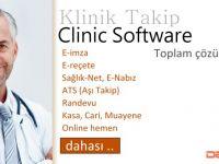 DEHANET Klinik Takip Yazılımı hizmete girdi