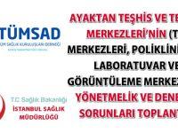 Tümsad-İstanbul İl sağlık Müdürlüğü Yönetmelik ve Denetim Sorunları Toplantısı