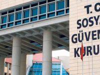 SGK, sözleşmeli avukat alım başvurusunu uzattı