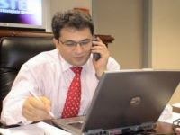 Yeni TKHK başkanı Prof.Dr.Alper CİHAN'ı göreve başladı