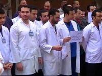 Doktorlar isyan etti: Can güvenliğimiz yokken hastalara nasıl bakalım?