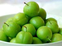 Yeşil erik sağlığımızı olumlu etkiliyor!