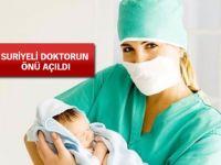Yabancı ebeler özel hastanelerde çalışabilecek