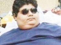 Dünyanın en şişman genci 400 kilo verdi
