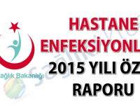 Hastane Enfeksiyonları 2015 Yılı Özet Raporu